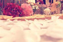 The Wedding of Louis & Verlin by AS2 Wedding Organizer