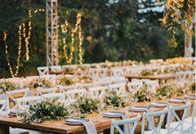 The Wedding of Ian & Alvina by Bali Yes Florist