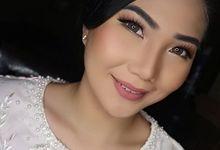 Wedding Makeup by byrizkadiana makeup