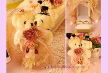 Ring Pillow by Princess Wedding4u