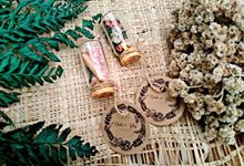 Seed Package Botol Vial by Green Souvenirs