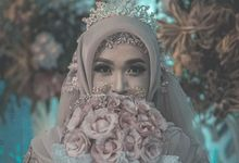 Post Wedding Story of Adinda and Reza by Khoironi Syifa