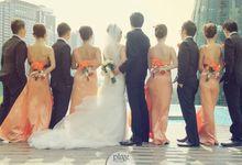 """Ivan & Ika Wedding """"U & I Always"""" by PLAY photo"""