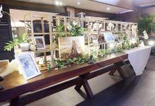 The Wedding of Satria & Elaine by Habitate Garden Lounge