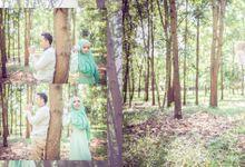 Prewedding Ria + Adit by Kite Creative Pictures