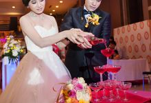 Wong & Devy - Wedding Day by HD Photography