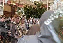The Wedding of Rama dan Sarah by Tiska Catering