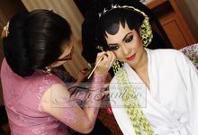 Niken & Abdillah by Sanggar Tien Santoso