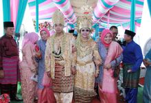 Ria & Ade Wedding by Ridho Photo