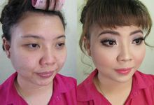 Family Make Up by Sissy makeup artis