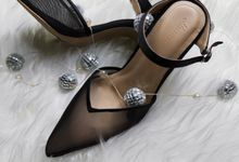 Edna by Lumiere Bridal Shoes
