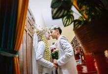 wedding putri & ian by afans art photography