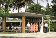 Wedding Katy & BPad by Villa Vedas