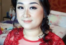 Engagement Makeup by Sweetiana Makeup