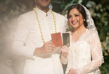 Tasya Randi Akad Nikah by Chandira Wedding Organizer