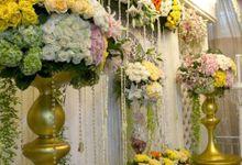 acara siraman dan akad by Watie Iskandar Wedding Decoration & Organizer