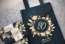 Octavia Wedding // MEDAN - September 2018 by Packy Bag Vintage