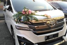 The Wedding Of  Arliandi & Jessica by Priority Rent car