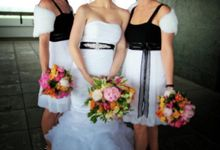 Bridal party makeup by Elly Liana Makeup Artist