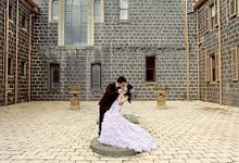 David & Fransisca by V-lite Photography
