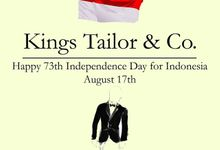 August 2018 by KINGS Tailor & Co.