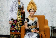 Prewedding shoot by Amrin Wahid