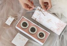 the wedding of Sandy and Keth Agustine by Tea & Co Gift