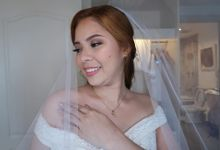 Beautiful Ms Heriz by Paula Asis Make-up Artistry