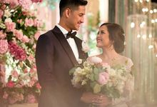 Tasya Randi Resepsi by Chandira Wedding Organizer