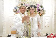 AIS & ICA WEDDING by Seserahan Indonesia