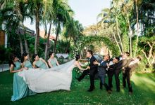 Nancy Chen & JJ Chou by Astagina Resort Villa & Spa Bali