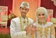 Vebrie & Yadi by D'Best Wedding Organizer