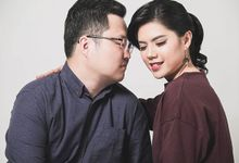Prewedding for Natalia & Hendra by Lina Lie Makeup