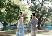 Pre-wedding of Francisca & Billiem by Vivre the Label