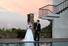 Jessica & Alvin by Bali Wedding Vows