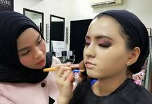 Stage makeup by Fanny Beauty Makeup - Makeup Artist Malaysia
