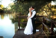 Joanne & Kirk by Carte Blanche Wedding Design