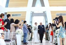 Kenneth & Caroline by Luxury Weddings Indonesia