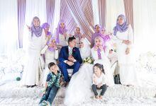 Afiq & Teyka - Groom Reception by Cubic Foto by PlainPaperpaint Production