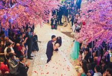 The Wedding of Ferdy & Windy by thePhotograph