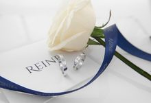 Ami Wedding Ring by Reine