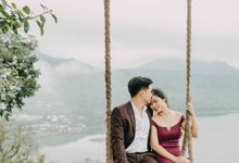 Bali Prewedding Randy & Cherie by StayBright