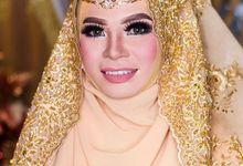Pernikahan Riza & Billy by Putra Achmad
