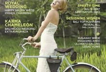 Dream Wedding Bali Style magazine by Yeanne and Team