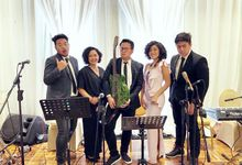 August & Astrid Wedding by Archipelagio Music