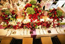 decoration by CoolWater Decoration & Event Planner