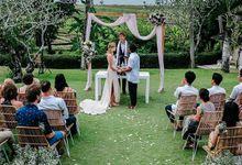 Aryanda & Kristie Wedding by Delapan Bali Event & Wedding