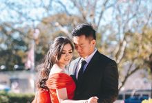 Prewedding of Handrian & Martha by Felicaang Makeup Artist