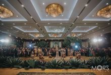 The Wedding of Ayu & Jodi by MORS Wedding