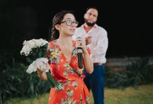 The Wedding of Chris & Mona by Varawedding